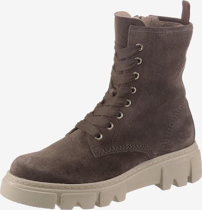 GABOR Lace-Up Ankle Boots in Brown, Item view