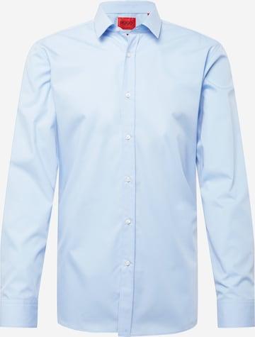 HUGO Hemd 'Elisha02' in Blau