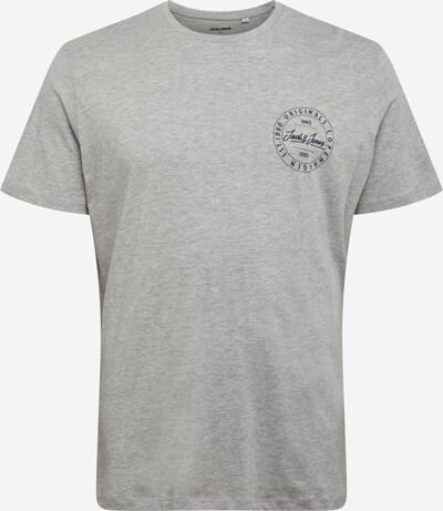 Jack & Jones Plus Tričko 'MOVE' - světle šedá / černá, Produkt