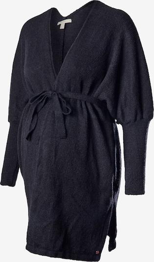 Geacă tricotată Esprit Maternity pe navy, Vizualizare produs
