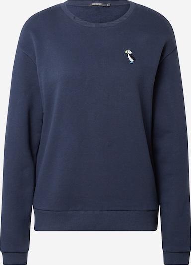 GREENBOMB Sweatshirt in marine, Produktansicht