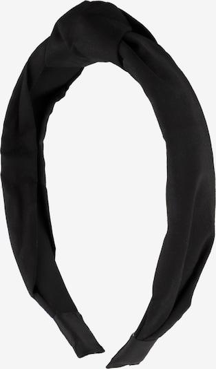 Six Haarreif in schwarz, Produktansicht
