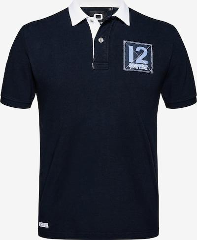 CODE-ZERO Poloshirt 12M Classic in blau / marine / navy / dunkelblau, Produktansicht