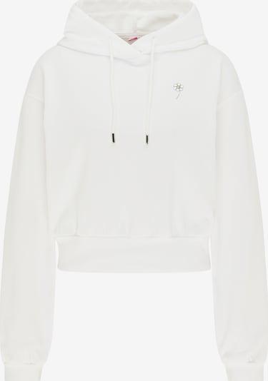 MYMO Sweatshirt in Yellow / White, Item view