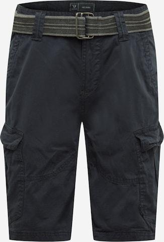 BRUNOTTI Παντελόνι φόρμας σε μαύρο