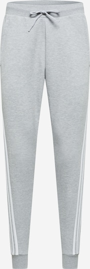 ADIDAS PERFORMANCE Trousers in Grey mottled / White, Item view