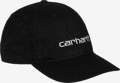 Carhartt WIP Casquette 'Carter ' en noir: Vue de face