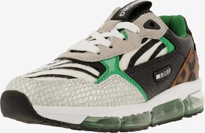BJÖRN BORG Sneaker in beige / braun / schwarz, Produktansicht