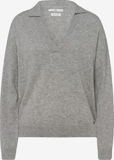 BRAX Sweatshirt 'Style Leila' in grau, Produktansicht