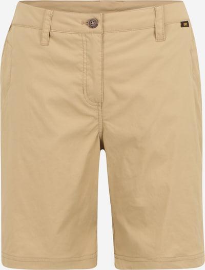 JACK WOLFSKIN Udendørs bukser i sand, Produktvisning