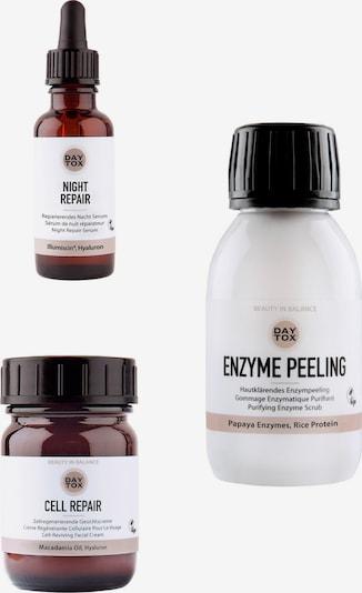 DAYTOX DAYTOX Gesichtspflege-Set in weiß, Produktansicht