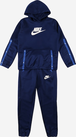 Trening Nike Sportswear pe albastru / alb, Vizualizare produs