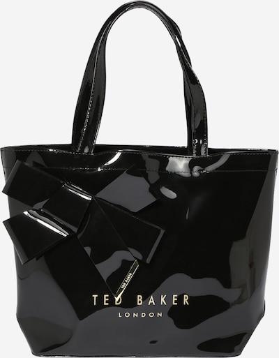 Ted Baker Nakupovalna torba | zlata / črna barva, Prikaz izdelka