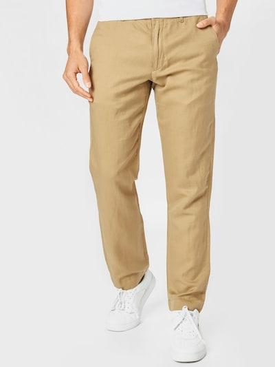 POLO RALPH LAUREN Pantalon chino en noisette, Vue avec modèle