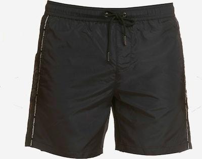 Karl Lagerfeld Badehose in schwarz, Produktansicht