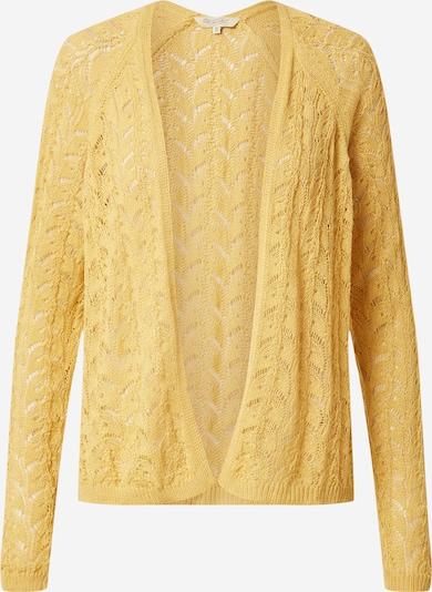 Herrlicher Cardigan 'Rinami' en jaune, Vue avec produit