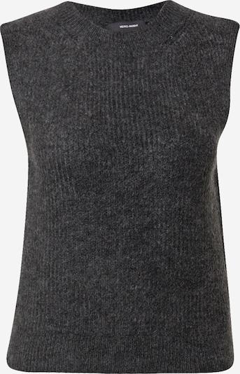 VERO MODA Jersey 'Olina' en gris oscuro, Vista del producto