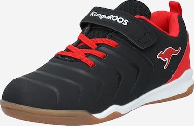 KangaROOS Sneaker in rot / schwarz, Produktansicht