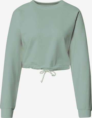 Guido Maria Kretschmer Collection Sweatshirt 'Pia' in Grün