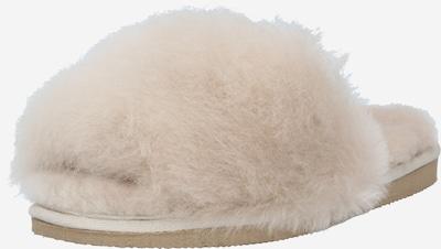 Naminės šlepetės 'Tessan' iš SHEPHERD OF SWEDEN , spalva - smėlio, Prekių apžvalga