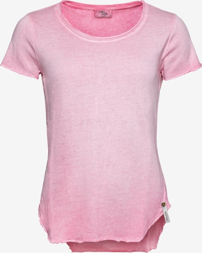 Cotton Candy T-Shirt in pink, Produktansicht