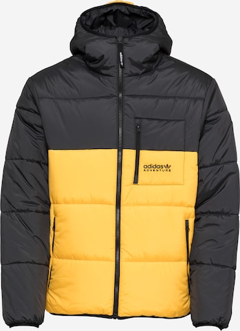 ADIDAS ORIGINALS Χειμερινό μπουφάν σε μαύρο