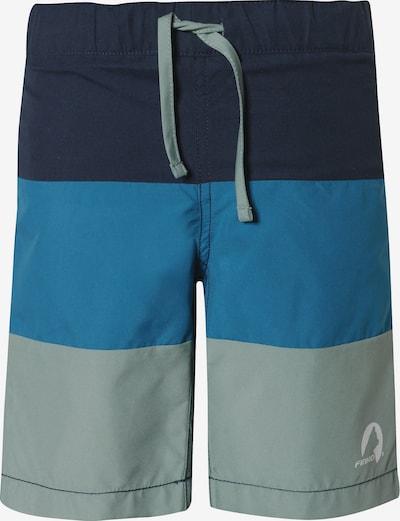 FINKID Badeshorts 'Uimari' in blau / marine / grau, Produktansicht