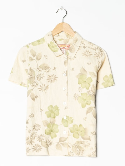 Caribbean Joe Hawaiihemd in M-L in eierschale, Produktansicht