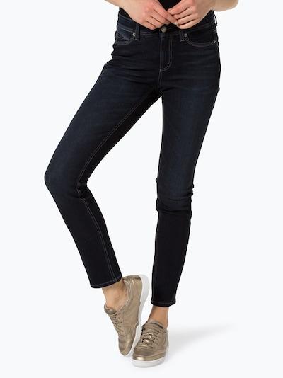 Cambio Jeans 'Parla' in dunkelblau, Modelansicht