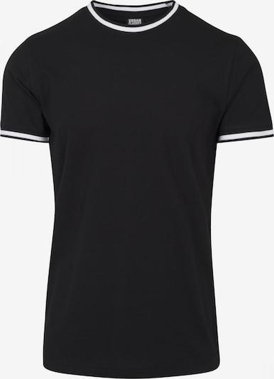 Urban Classics T-shirt i svart / vit, Produktvy