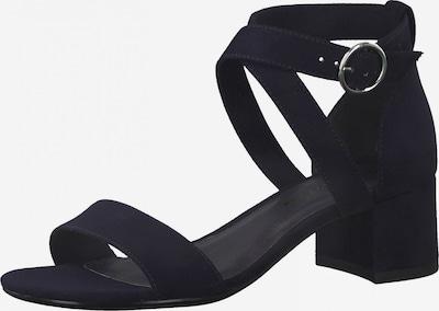 Sandale cu baretă TAMARIS pe albastru închis, Vizualizare produs