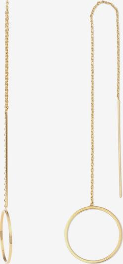 Heideman Ohrschmuck in gold, Produktansicht