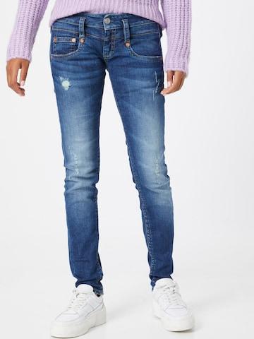 Herrlicher Jeans in Blauw