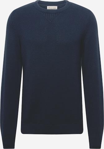 Pull-over By Garment Makers en bleu
