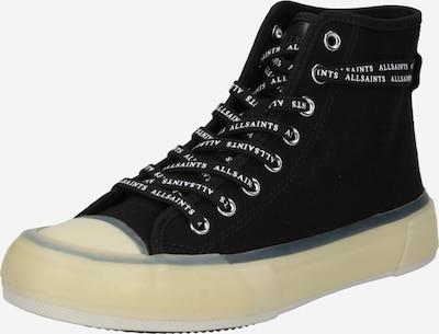 Sneaker înalt 'JAXAL' AllSaints pe negru, Vizualizare produs