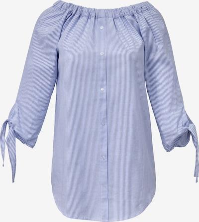 Emilia Lay Streifen-Bluse 3/4-Arm in blau, Produktansicht
