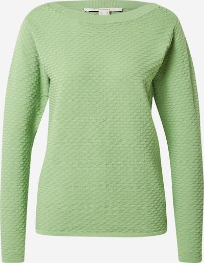 ESPRIT Pulover | travnato zelena barva, Prikaz izdelka