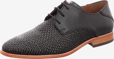 FRETZ MEN Schnürschuh 'Jack' in schwarz, Produktansicht