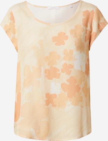 T-shirt 'Flinka' OPUS en orange