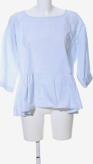 Kaos Schlupf-Bluse in S in blau, Produktansicht