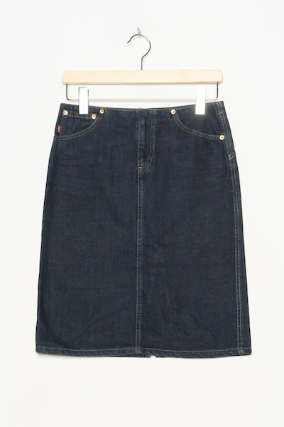 LEVI'S Jeansrock in L in blue denim, Produktansicht