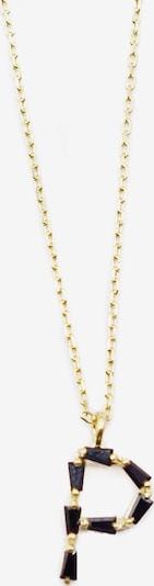 Arion Jewelry Arion Jewelry Kette in gold / schwarz, Produktansicht