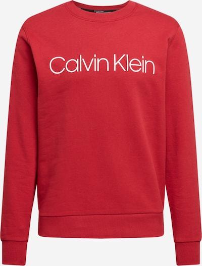 Calvin Klein Sweatshirt in de kleur Rood / Wit, Productweergave