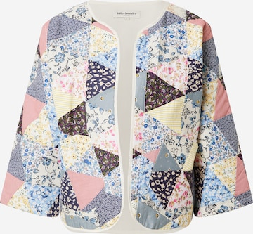 Lollys Laundry Between-Season Jacket 'Freya' in Mixed colors