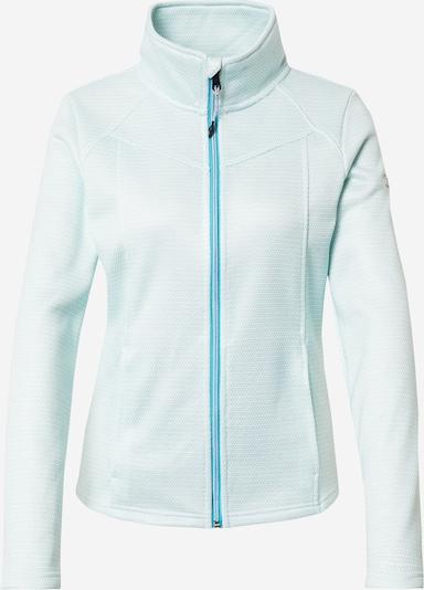 Jachetă  fleece funcțională KILLTEC pe albastru deschis / alb, Vizualizare produs