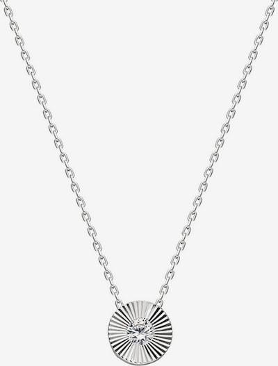 Dkeniz Silberkette 'Solitär' in silber, Produktansicht