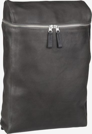 Harold's Rucksack / Daypack ' Box BO3 ' in schwarz, Produktansicht