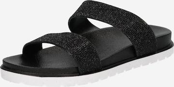 BECK Sandal 'Holiday' i svart