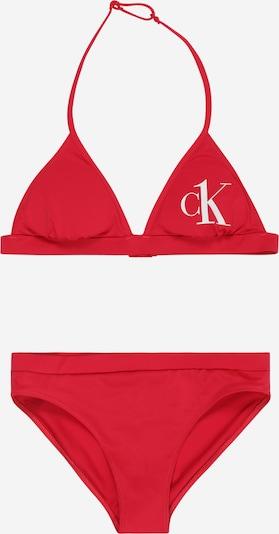 Calvin Klein Swimwear Бански тип бикини в розово, Преглед на продукта