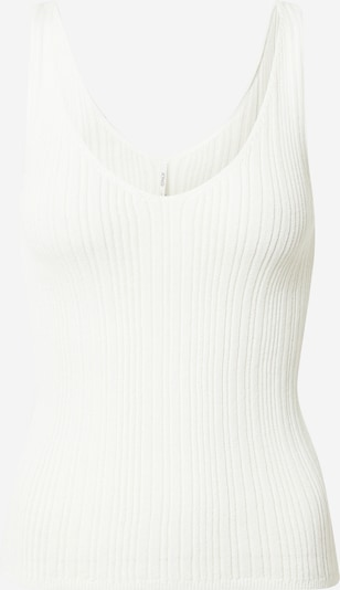 ONLY Knitted top 'Lina' in White, Item view